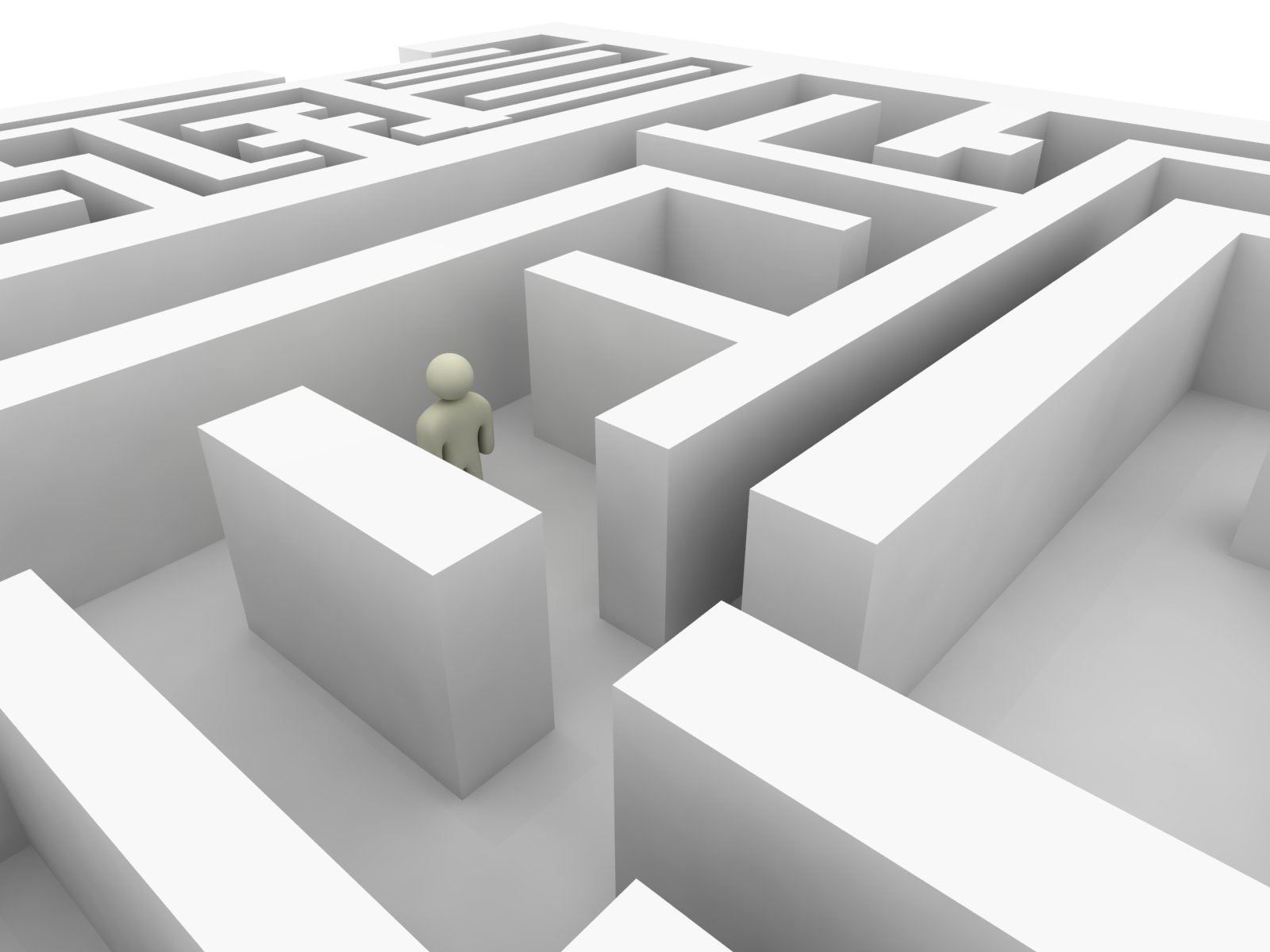 Compicated Maze