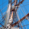 Rigging the Ship's Mast